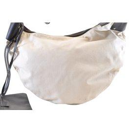 d1bcbeb83f3 Gucci-Gucci Vintage Shoulder Bag-White ...