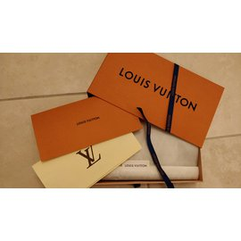 Louis Vuitton-MP2314-Orange,Dark brown