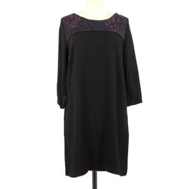 SéZane-Dress-Black