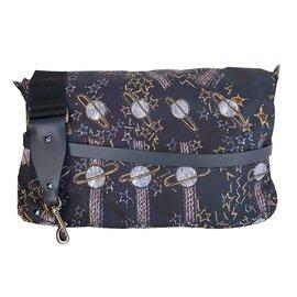 Valentino Garavani-Bags Briefcases-Navy blue