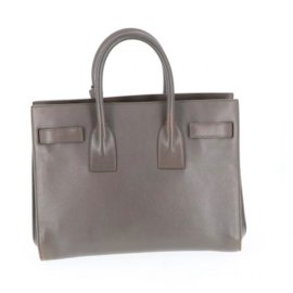 Yves Saint Laurent-Yves Saint Laurent Sac de Jour-Gris