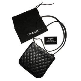Chanel-Purses, wallets, cases-Black