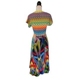 M Missoni-Robes-Multicolore