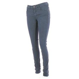 Comptoir Des Cotonniers-Pantalon-Bleu Marine