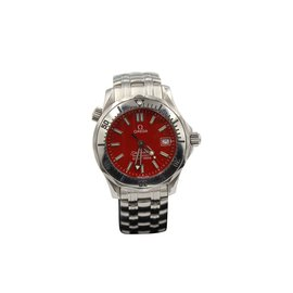 Omega-Seamaster-Red