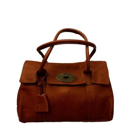 Mulberry-Handbags-Cognac