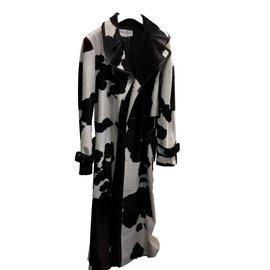 Max Mara-Long manteau avec ceinture-Autre
