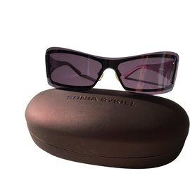 Sonia Rykiel-Des lunettes de soleil-Violet