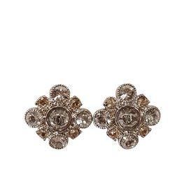 Chanel-Boucles d'oreilles Chanel neuves-Autre