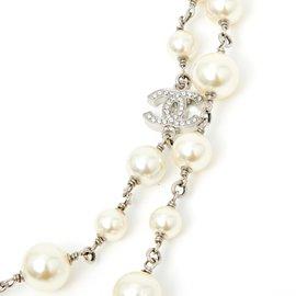 Chanel-DIAMONDS AND PEARLS-Argenté
