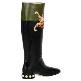 Gucci-Gucci boots new-Other