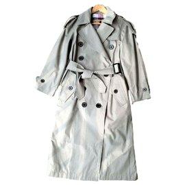 Burberry-Burberry Classic trench-coat long UK4-Beige