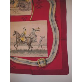 Hermès-À COR et À CRI-Multicolore