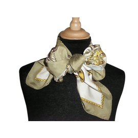 Hermès-ROUES de CANON-Multicolore