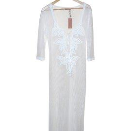 Ermanno Scervino-Robes-Blanc