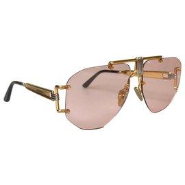 Céline-2018 lunettes de soleil aviateur-Rose