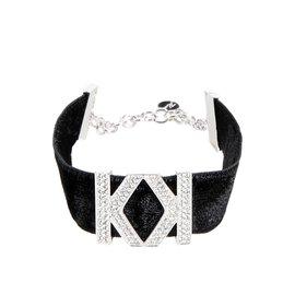 Karl Lagerfeld-Bracelets-Black