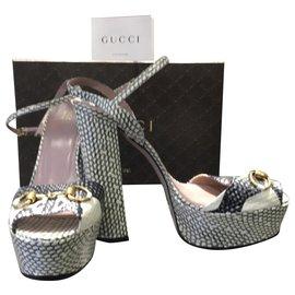 Gucci-Sandales à talons hauts-Autre
