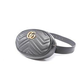 Gucci-GG Marmont-Noir