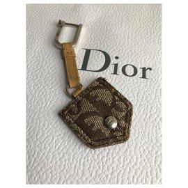 Christian Dior-Bourses, portefeuilles, cas-Marron
