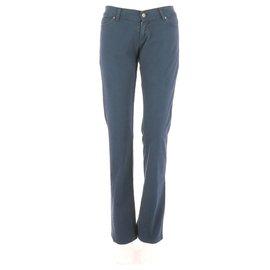 Berenice-Jeans-Bleu Marine