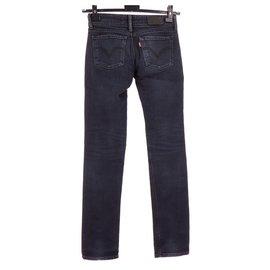 Levi's-Jeans-Bleu Marine