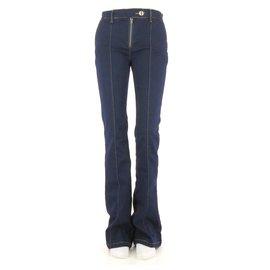 Patrizia Pepe-Jeans-Bleu Marine
