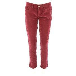 Calvin Klein-Jeans-Bordeaux
