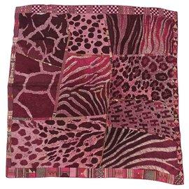Hermès-Pelages et camouflages-Multicolore