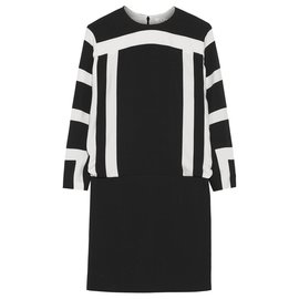 Chloé-Dresses-Black,White