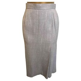 Chloé-Skirts-Light blue