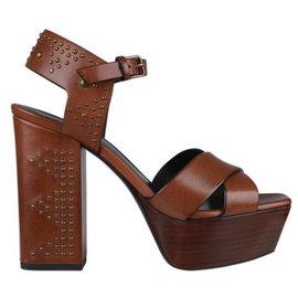 Saint Laurent-Sandals-Light brown