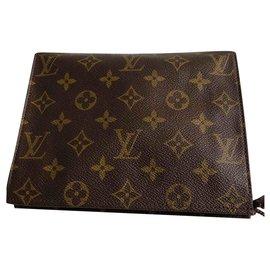 Louis Vuitton-Pochette 19-Marron