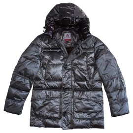 Peuterey-Blazers Jackets-Brown