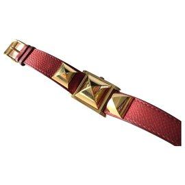 Hermès-Médor-Rouge