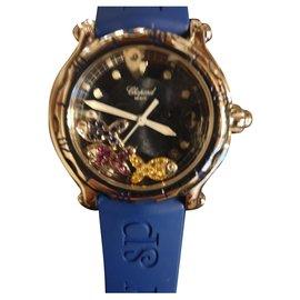 Chopard-Fine watches-Blue