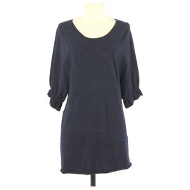 Iro-Sweater-Navy blue