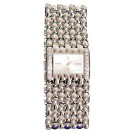 Chaumet-KHESIS XL diamonds-Silvery