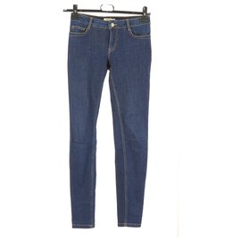 Maje-Jeans-Bleu Marine
