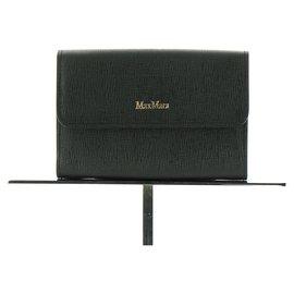 Max Mara-Porte-monnaie-Noir