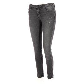 Claudie Pierlot-Jeans-Gris