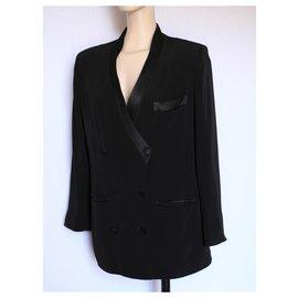 Céline-Jackets-Black