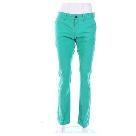 Autre Marque-Pantalons-Vert