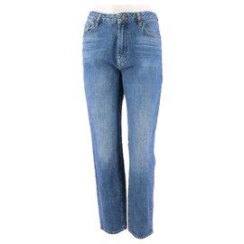 Comptoir Des Cotonniers-Jeans-Bleu