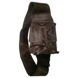 Kenzo-Taschen Aktentaschen-Braun