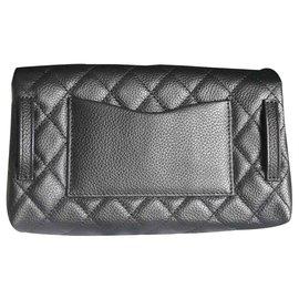 Chanel-Pochette Ceinture 'Uniform'-Noir