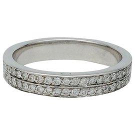 """Repossi-Repossi ring, """"Berber"""", white gold and diamonds.-Other"""