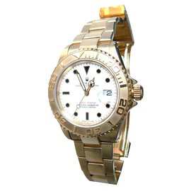 Rolex-YACHTMASTER all Gold 40 mm-Doré