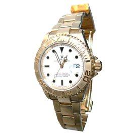 Rolex-YACHTMASTER alles Gold 40 MM-Golden