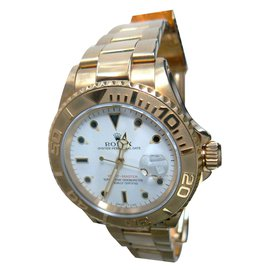 Rolex-YACHTMASTER all Gold 40 MM-Golden